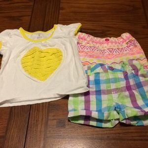 Other - Baby Girl's Shirt and Shirts Size 24M